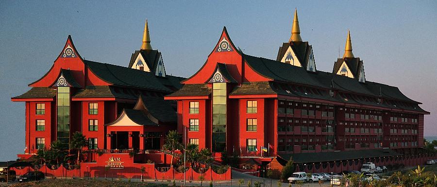 Hotel siam elegance *****