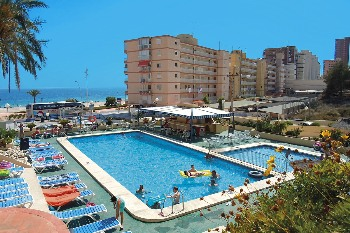 Hotel poseidon playa pan lsko costa blanca benidorm for Hotel poseidon playa
