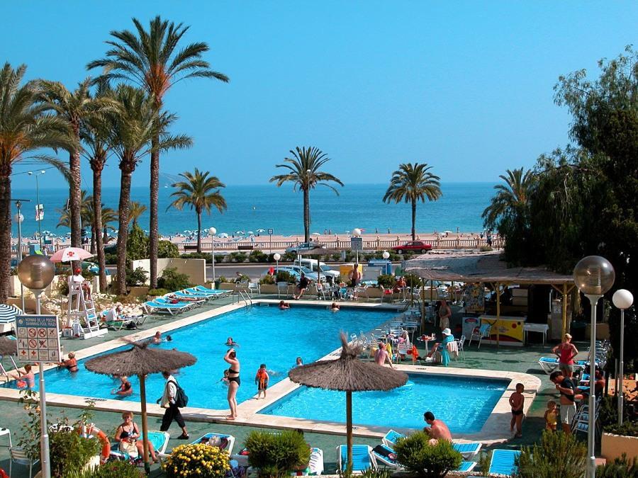 Hotel poseidon playa pan lsko costa blanca benidorm for Hotel poseidon benidorm